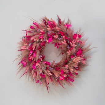 Dried Forever Wreath