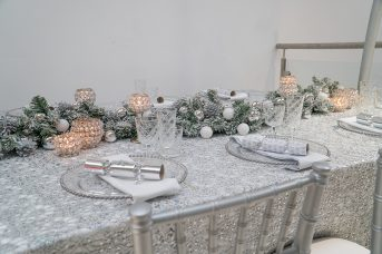 Luxury Decorated Christmas Garlands